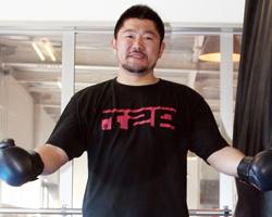 天田ヒロミ ボクシングスクール